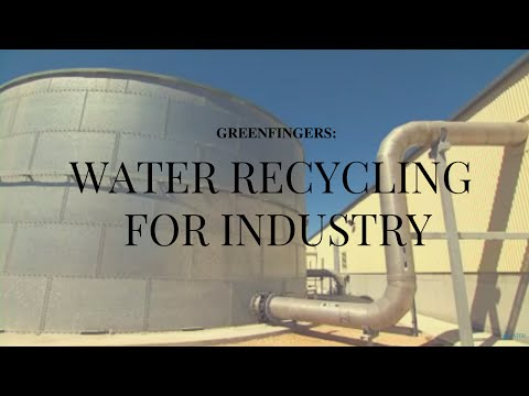 Industrial water recycling Australia : a step in the right direction