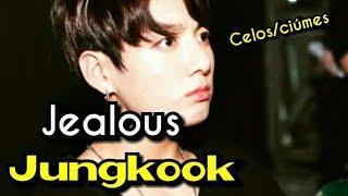Jungkook Being Jealous //  Celos de Jungkook //Jungkook and Jimin Couple. JIKOOK KOOKMIN