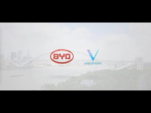 BYD, The Largest Chinese Car Brand and World's Top Selling Plug-In Electric Car Manufacturer, Is Further Tackling Carbon Emission Imbalances by Partnering with DNV GL and VeChain, Moving from Proof of Concept to Production Ready
