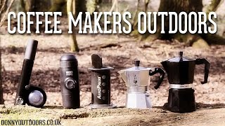 Coffee Makers In The Woods