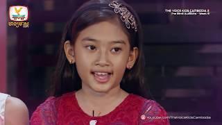 និល ពេជ្រចិន្តា - Girl On Fire (Blind Audition Week 6 | The Voice Kids Cambodia Season 2)