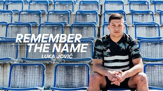 "Real Madrid's Luka Jovic: ""The things I could do with your confidence"" 