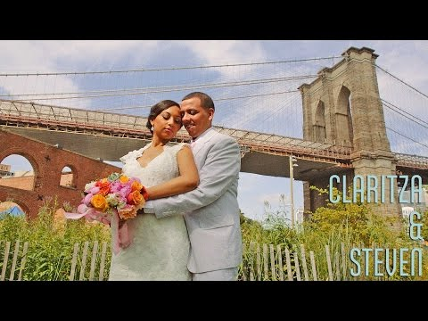 Steven + Claritza | Brooklyn Bridge Park, NYC
