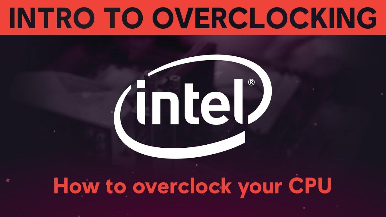Intel Extreme Tuning Utility Xtu скачать