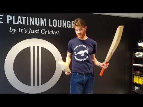 XX Cricket Kumba Limited Edition Cricket Bat