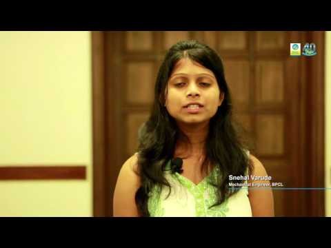 Snehal Varude on her experience with BPCL