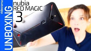 Video Nubia Red Magic 3 128 GB Negro zVmzpTi28NA