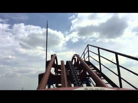 Tàu Lượn Siêu Tốc Đại Nam - Roller Coaster Dai Nam