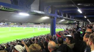 Everton vs. Crystal Palace 2014 | PalaceFanTV