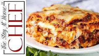 The Most Amazing Lasagna