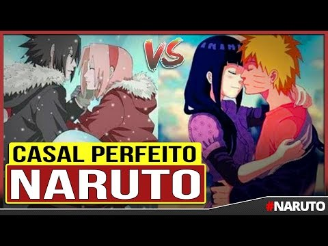 5 Casais mais Perfeitos do Anime Naruto – Canal TOP 10