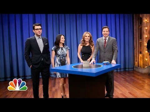Catchphrase With Lucy Liu, Zachary Quinto And Giada De Laurentiis - Smashpipe Comedy