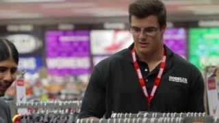 Ryan Kerrigan - Modell's Sporting Goods Undercover Associate