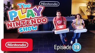 The Play Nintendo Show – Episode 19: Zooming Around Nintendo HQ with Mario Kart 8 Deluxe!