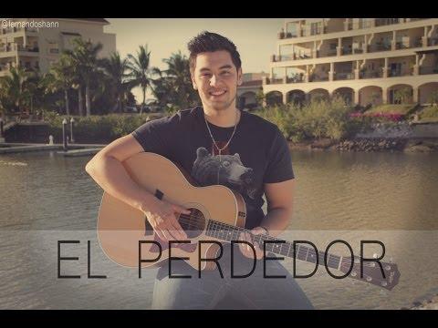 Enrique Iglesias ft. Marco Antonio Solis - El Perdedor (Cover) - Fernando Shann (Video Oficial)