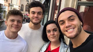 I MET THE DOLAN TWINS // LA Storytime + Footage