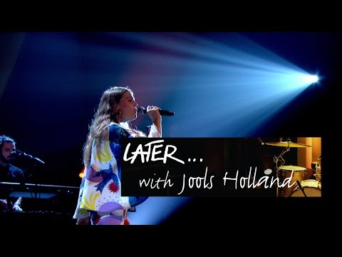 Maggie Rogers - Alaska - Later… with Jools Holland – BBC Two