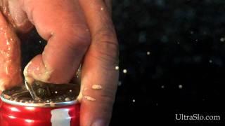 コーラの泡