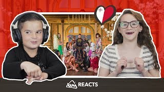 Maltese Kids React to Michela - Chameleon