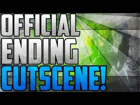 Black Ops 2 Zombies Origins Storyline Ending - BO2 Samantha's Easter Egg - Cutscene Cinematic - Smashpipe Games