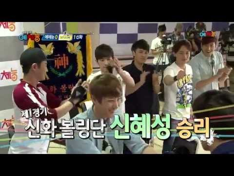 130618 Cool Kiz on the Block - Changmin TVXQ VS Hyesung SHINHWA