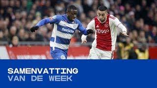 HIGHLIGHTS   Ajax - De Graafschap