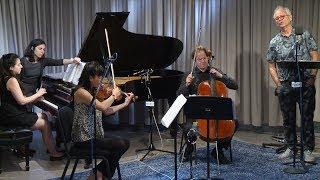 Jan Vogler, Bill Murray and Friends Perform 'Woman' in the WQXR Studio