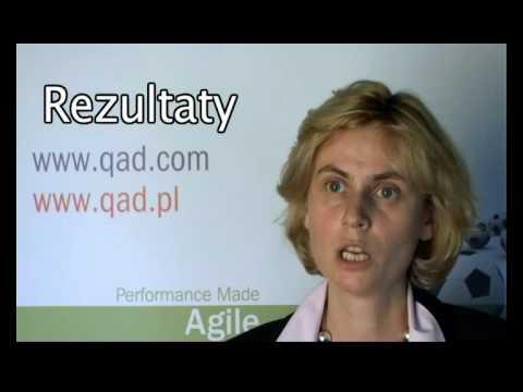 Klienci QAD mówią - Małgorzata Gotchev Donako