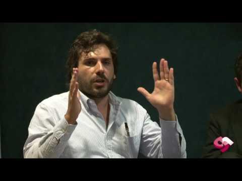 Domenico Gallotta (Intralot) al panel di Gioconews alla SmW di Roma