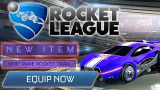 50 ITEMS WORTH OF ROCKET LEAGUE CRAFTING / TRADE INS