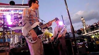 Weezer: HD Entire BLUE ALBUM Deck show Weezer Cruise