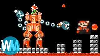 Top 10 Insane Mario Maker Levels!