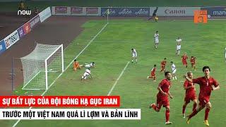 Đội Bóng Hạ Gục Iran Tại VL WC 2022 Bất Lực Trước 1 Việt Nam Quá Lì Lợm Và Bản Lĩnh| Khán Đài Online