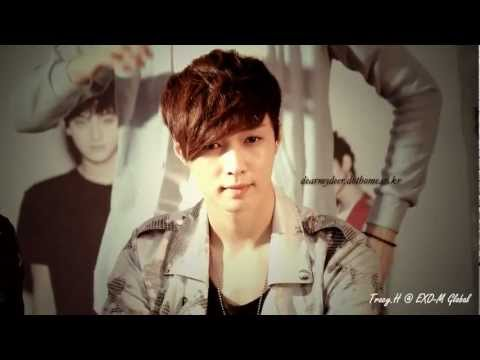 [HD/FANVID] EXO-M LAY: Your Sweet Dimples 你的小酒窝 (MV produced by EXO-M Global)