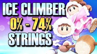 Super Smash Bros Ultimate: Crazy Ice Climbers Combos ft. MagiMagi