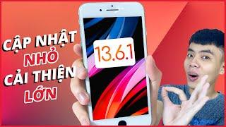 Cập Nhật iOS 13.6.1: Bản iOS 13 Cuối Cùng, Sửa Nhiều Lỗi