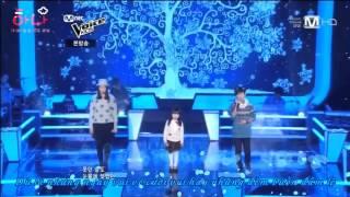 Snow Flower (the voice kids korea)