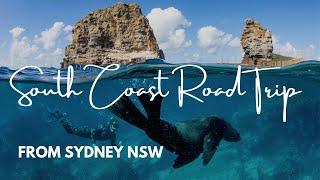 NSW South Coast Road Trip