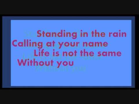 Marius-Rain(ft.Gulia)by Get4CRunk WITH LYRICS!!