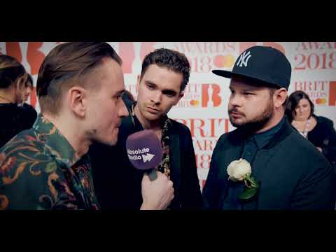 Royal Blood at the BRITs: Toilet accidents & award theft