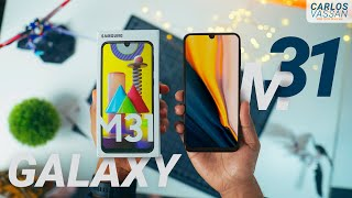 Video Samsung Galaxy M31 zX7_AqNXE1I