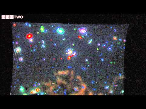YouTube Hubble Deep Field - Pics about space