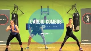 25 minute interval cardio workout from home