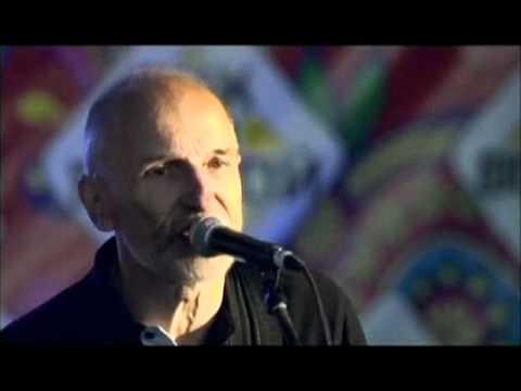 Пётр Мамонов - Досуги-буги (Рок над Волгой 2011)