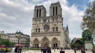 Notre-Dame de Paris - Vendredi de la Passion (12/04/19)