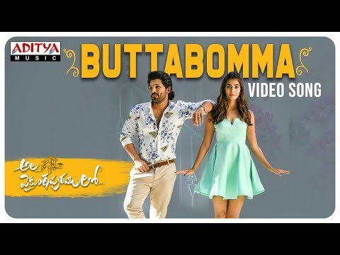-AlaVaikunthapurramuloo---ButtaBomma-Video-Song