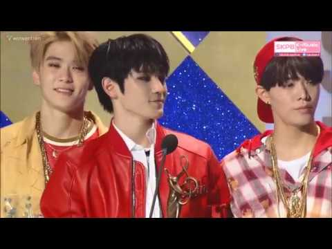 [ENG SUB] 170119 NCT 127 New Artist Award - 26th Seoul Music Awards