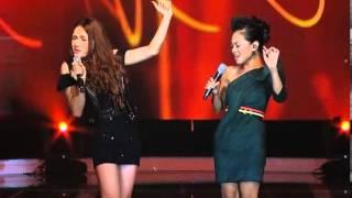 Vietnam Idol 2012 - Thềm Nhà Có Hoa - Hoàng Quyên & Hương Giang - Gala 7