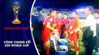 NHỮNG KHOẢNH KHẮC KHÓ QUÊN CỦA ĐT U20 VIỆT NAM TRONG LẦN ĐẦU DỰ  VCK U20 WORLD CUP