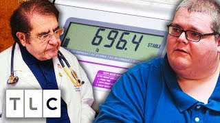 Dr. Now Gives An Ultimatum After Patient Loses Only 22lbs In Three Months | My 600lb Life